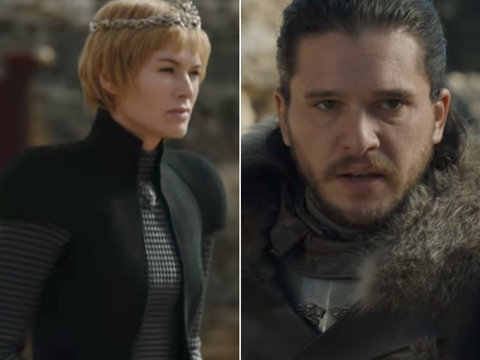 'Thrones' Finale Trailer Teases Epic Meetup of All Your Faves and Cleganebowl