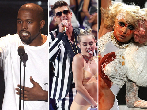Relive 30 Wildest VMA Moments of All Time