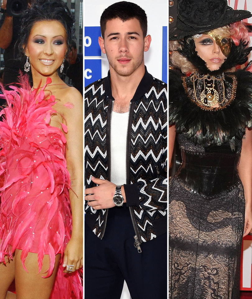 The Best and Worst VMA Fashion of All Time