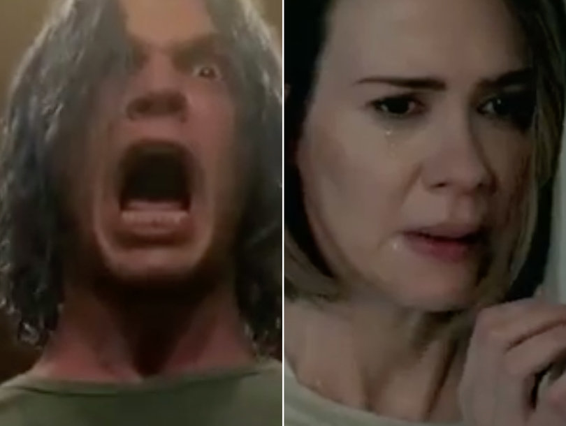 'American Horror Story: Cult' Screams Bloody Murder Over Trump In First Trailer