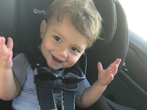 21 Boomer Phelps Photos That Will Melt Your Heart
