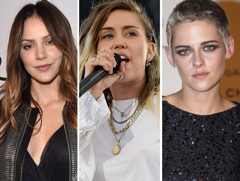 Kristen Stewart, Miley Cyrus and Katharine McPhee Among Stars Exposed in New Hollywood Nude Photo Leak