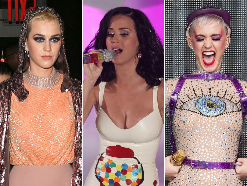 47 of Katy Perry's Most Outrageous Looks Since 2008