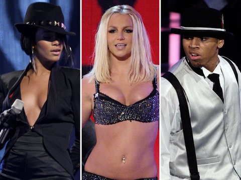 #FBF TooFab Rewinds Back 10 Years to MTV VMAs 2007 - Here's What Went Down