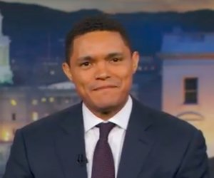 Trevor Noah Is Baffled Over Trump's Jump From 'Mr. Pizza Hut' to Afghanistan…