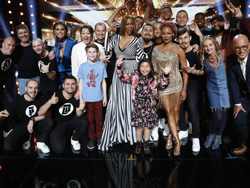 'America's Got Talent' 5th Judge: America Keeps Making Lame, Predictable Choices
