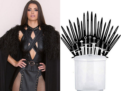 13 Ridiculous 'Game of Thrones' Products Great for All the Wrong Reasons