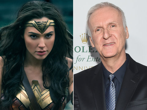 James Cameron Shredded for Saying 'Wonder Woman' Is 'Step Backwards' for Women
