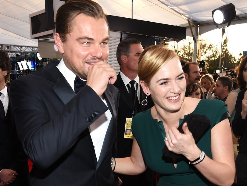 Leo DiCaprio and Kate Winslet Still Quote 'Titanic' Lines and It's Giving Us All the Feels