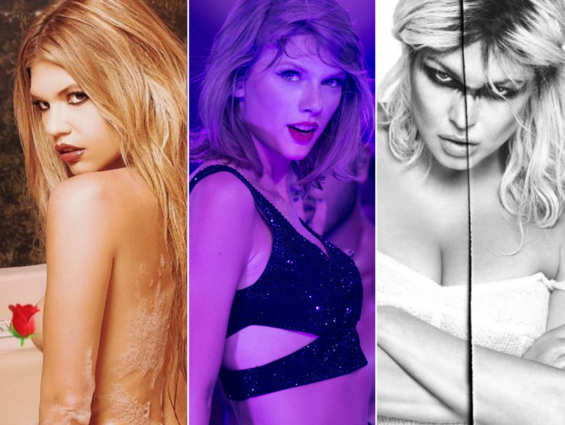 9 Songs You Gotta Hear on #NewMusicFriday: Fergie, Taylor Swift, Chanel West Coast and Fifth Harmony