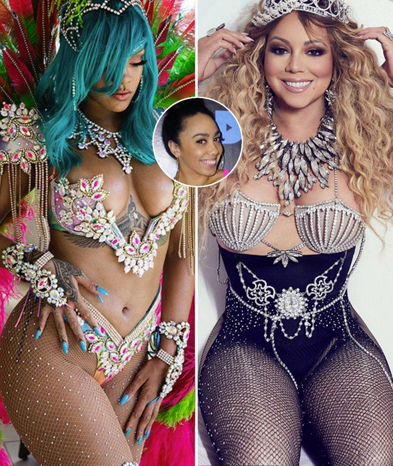 Destiney Bleu on Mariah Carey, Rihanna Rocking Her Designs