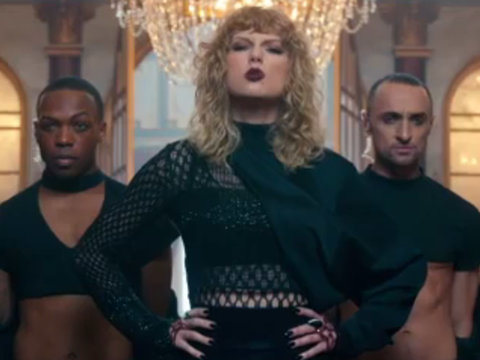 Beyhive and Taylor's Swifties Are Battling Over 'Look What You Made Me Do' Video
