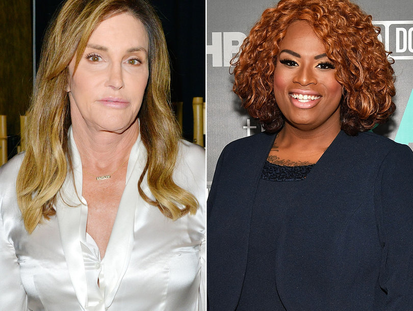 LGBTQ Activist Speaks Out on Jenner Confrontation Over Trump's Trans Ban