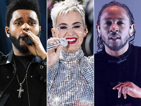 VMAs 2017: The Complete Winners List
