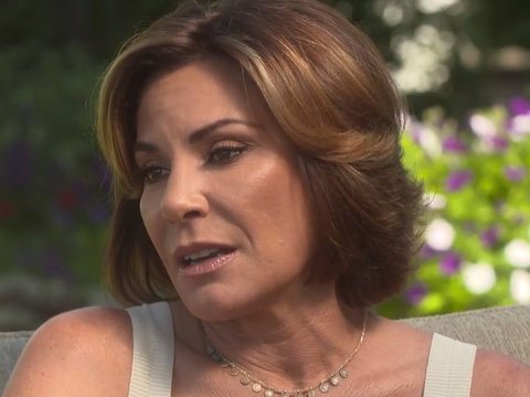 'RHONY' Luann de Lesseps Reveals 'Final Straw' That Led to Divorcing Tom