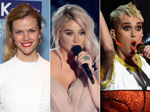 7 VMAs Moments You Couldn't See on TV