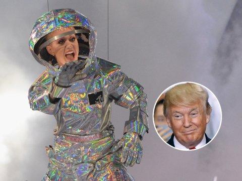 MTV Plays 'F-ck Donald Trump' During VMAs Commercial Break