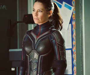 Evangeline Lilly's Ready to Kick Ass In Her 'Ant-Man and The Wasp' Suit