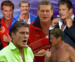 20 Random Minutes With The Hoff: 'Knight Rider,' Justin Bieber, Lil Yachty