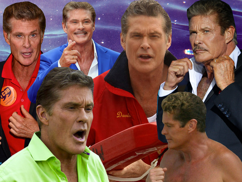 20 Random Minutes With The Hoff: 'Knight Rider' Reboot, Justin Bieber in 'Killing Hasselhoff' and Lil Yachty Ringtone