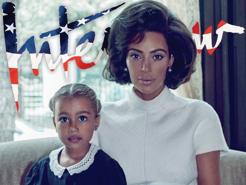 Why Kim Kardashian's Jackie O Cover Shoot Has Sparked Backlash
