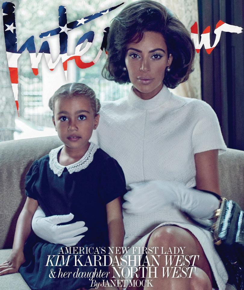 Kim Kardashian West Is Declared 'America's New First Lady'