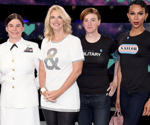 Transgender U.S. Service Members Give Advice to Transgender Youth at VMAs 2017