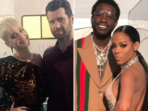 Behind the Scenes at the VMAs: Celebrities on Instagram