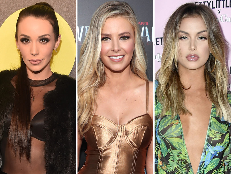 'Vanderpump Rules' Stars Scheana Marie, Ariana Madix and Lala Kent Get Naked for PETA Shoot (Exclusive)