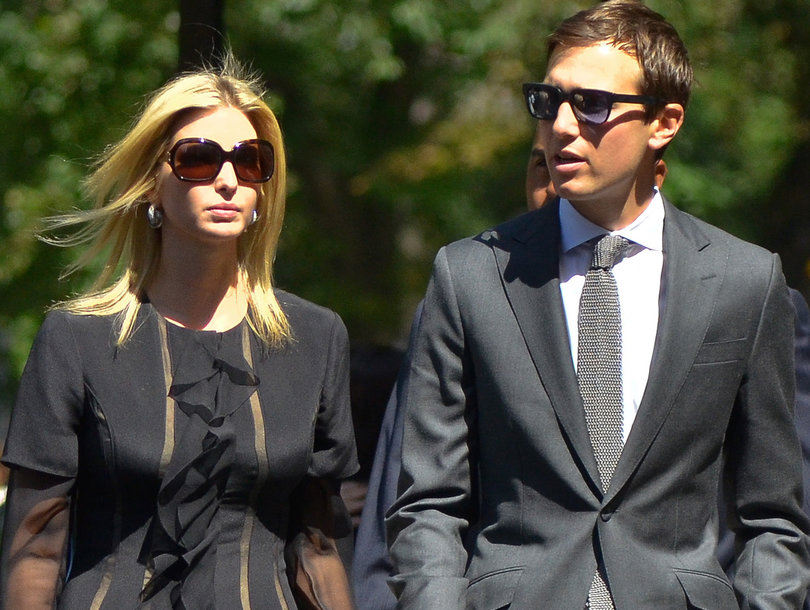 7 Jaw-Droppers From Vanity Fair's Scathing Ivanka Trump and Jared Kushner Takedown