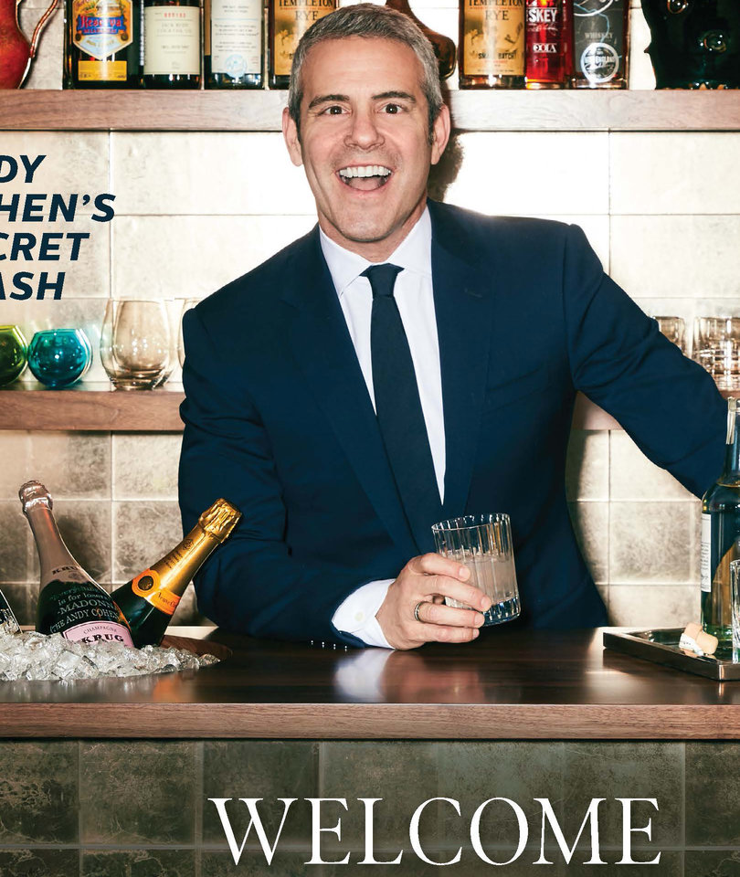 Prepare to Be Insanely Jealous of Andy Cohen's Amazing NYC Duplex