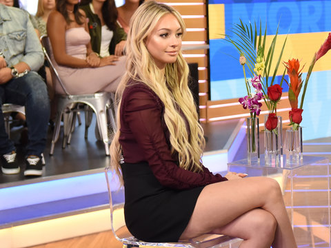 The One Interesting Thing From Corinne Olympios' 'GMA' Interview