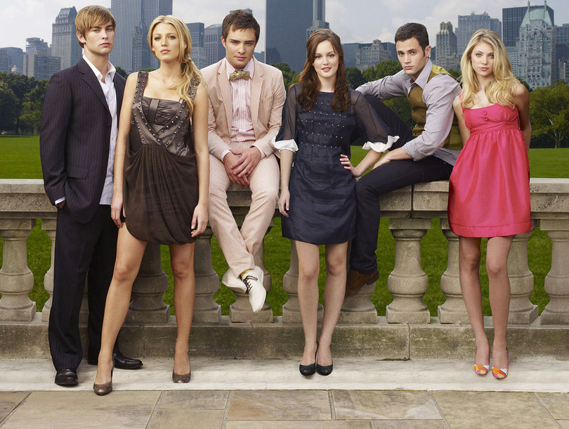 Spotted: 8 Shockers From Vanity Fair's 'Gossip Girl' 10 Year Anniversary Exposé XOXO