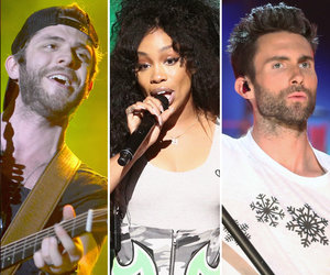 3 Songs You Gotta Hear on #NewMusicFriday: Maroon 5, Thomas Rhett, SZA