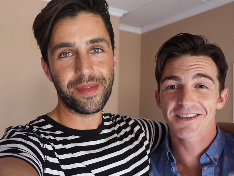 Why Josh Peck and Drake Bell Are Shouting 'F-ck You' at Each Other After VMAs Reunion