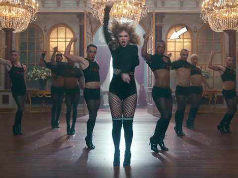 Todrick Hall Fires Back at 'Sellout' Backlash Over Taylor Swift's 'LWYMMD' Music Video