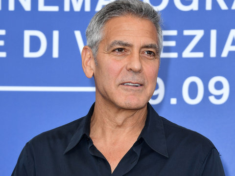 George Clooney on Running for President: 'That Sounds Like Fun'