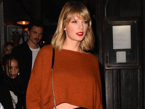 Taylor Swift Makes Mondo Donation to Harvey Relief