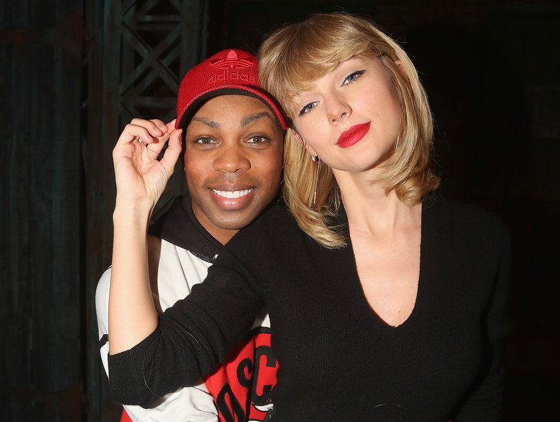 Todrick Hall Tackles Speculation That Taylor Swift Voted for Trump