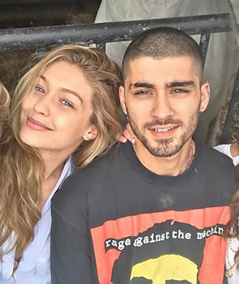 Zayn Malik Goes Completely Bald -- You Gotta See What He Looks Like Now