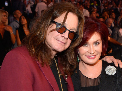 Sharon Osbourne Unloads on 'Ho' Kim Kardashian and Ozzy's 6 Affairs