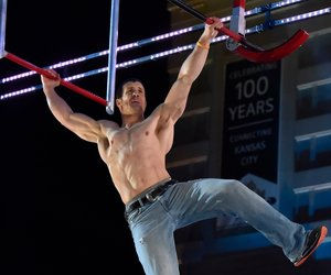 Cowboy Ninja Reveals Why Wife Has Been Missing From 'American Ninja Warrior'…