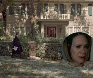 Why Sarah Paulson's 'American Horror Story: Cult' House Looks So Familiar