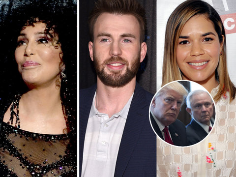 Hollywood Twitter Tears Into Trump Over DACA Decision: 'Cruel, Vindictive and Heartless'