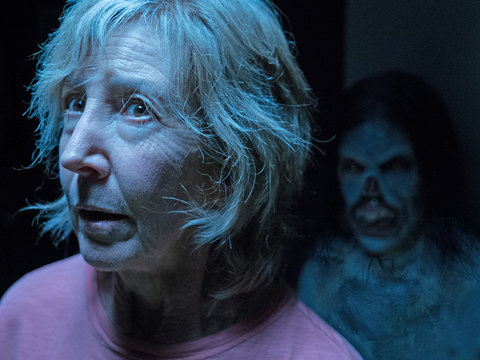 'Insidious: The Last Key' Trailer Goes Back In Time and Into The Further