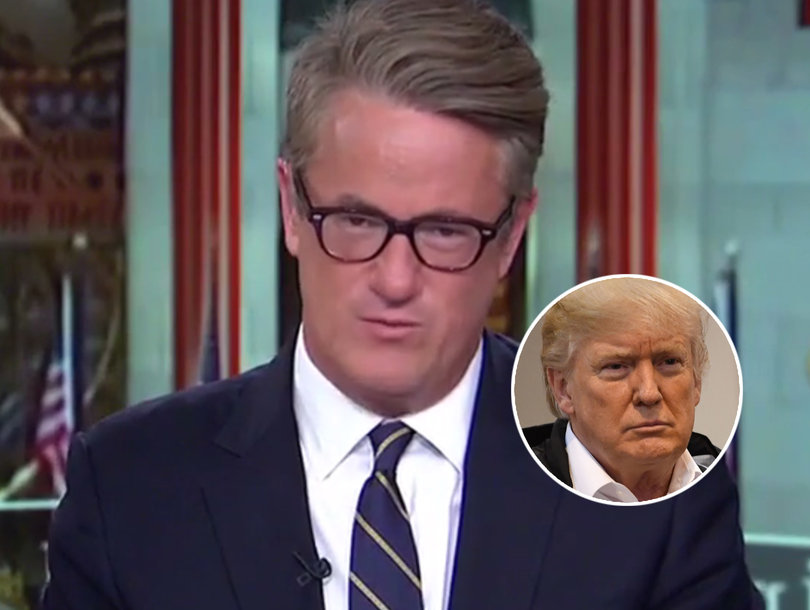 Why 'Morning Joe' Thinks Trump's Presidency Is Just a Ploy to 'Start a TV Network, Make Billions'