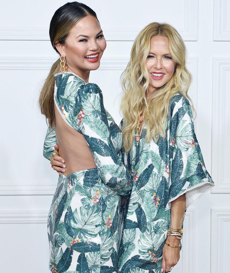 Chrissy Teigen and Nicole Richie Among Stylish Stars at Rachel Zoe Presentation