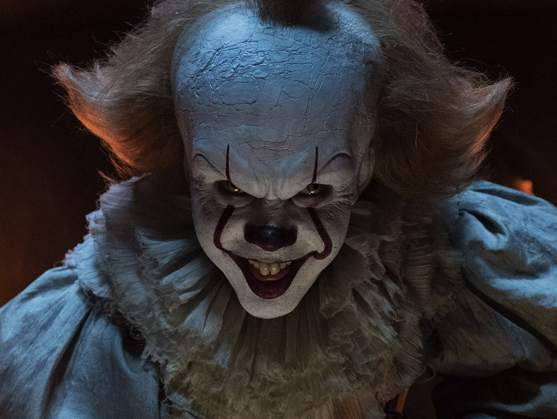 'IT' Isn't a Masterpiece, But This Pennywise Is Still Scary Enough: TooFab Review