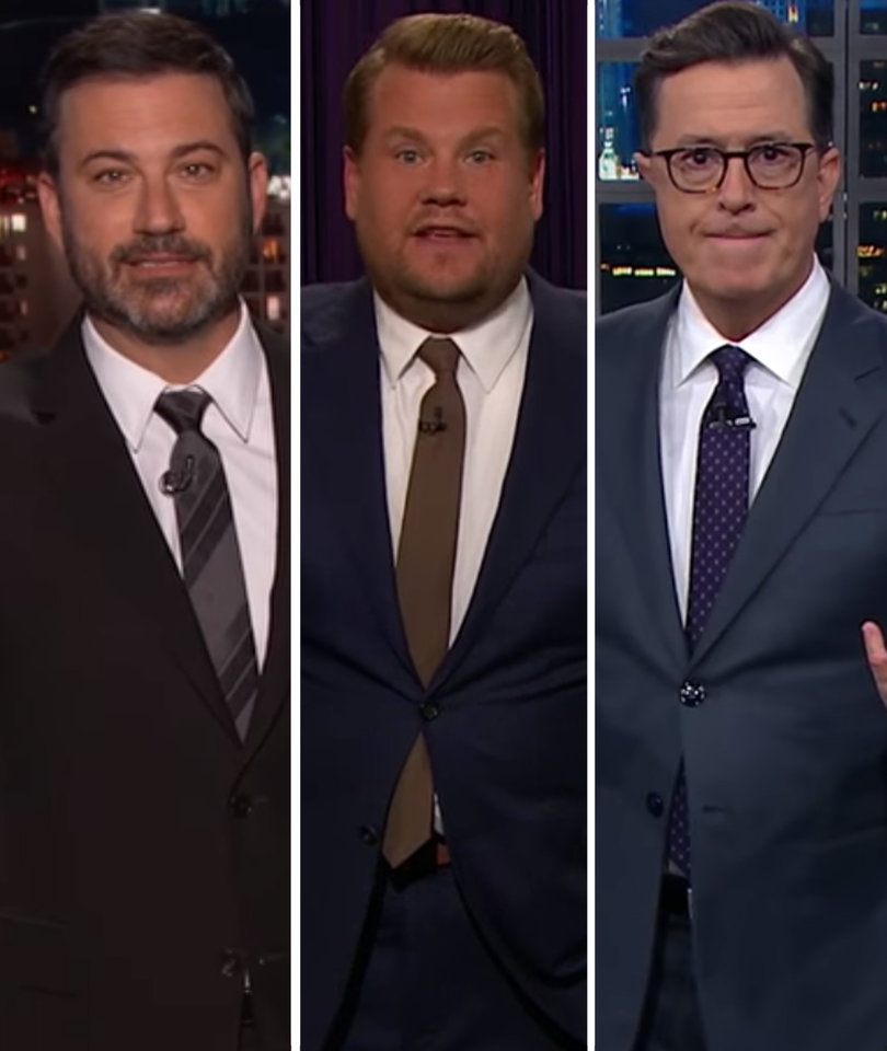 Late-Night Comedians Return to Tear Trump Apart Over DACA Decision