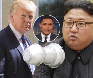 Why Trevor Noah Thinks Trump's North Korea Response Is 'Genius'